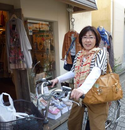 富山ブライダルエステアンジェ・ド・ポー鎌倉自転車1