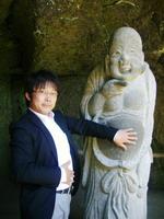 富山ブライダルエステアンジェ・ド・ポー鎌倉七福神布袋尊(浄智寺)