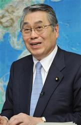 田中防衛大臣