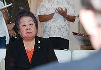 東門美津子市長