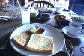 ガゼボのフレンチ・トースト