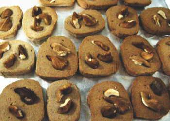 そばクッキー