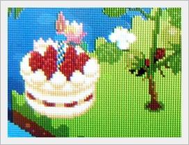 ケーキにあり