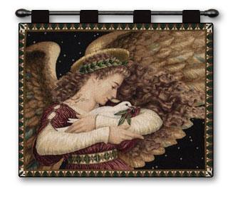 天使と鳩 ウォーター