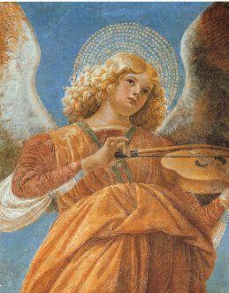 バイオリンと天使
