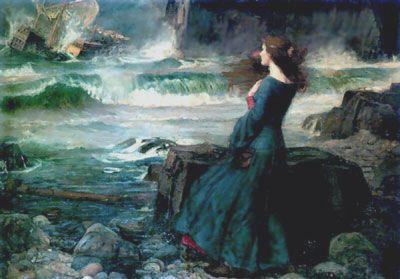 ミランダと嵐
