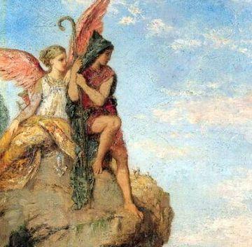 ヘシオドスとムーサ