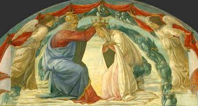 フィリッポ・リッピ聖母戴冠