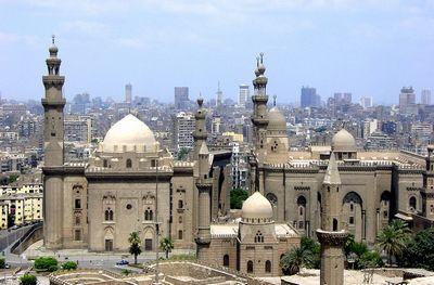 現代のカイロ市街