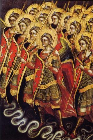 天使の軍隊