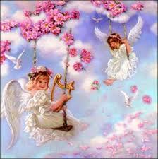 ブランコの天使