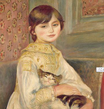 ネコと子ども