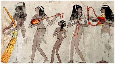 エジプト楽器