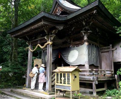 戸隠神社3