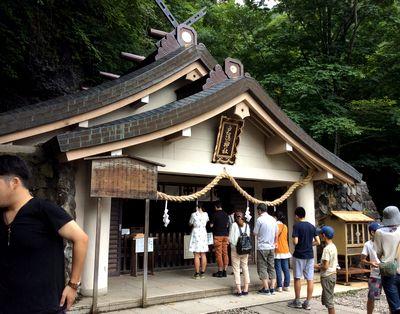 戸隠神社4