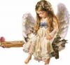 小枝の天使