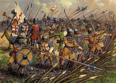 中世の戦争