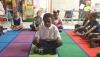 子どもの瞑想