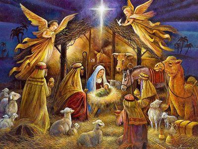 イエス様誕生