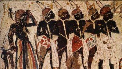 アフリカ壁画