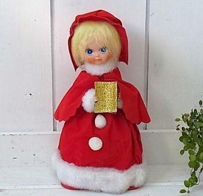 クリスマス人形