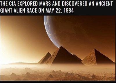 火星CIA