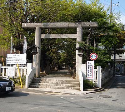 船橋大神宮1