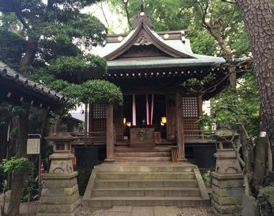 廣尾稲荷神社
