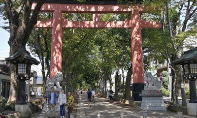 氷川神社ツアー8