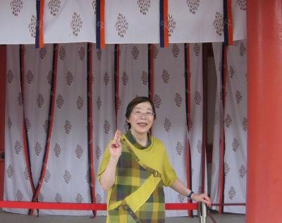 氷川神社リマ