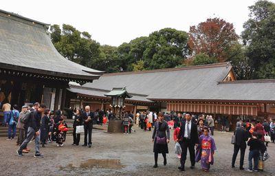 氷川神社ツアー4