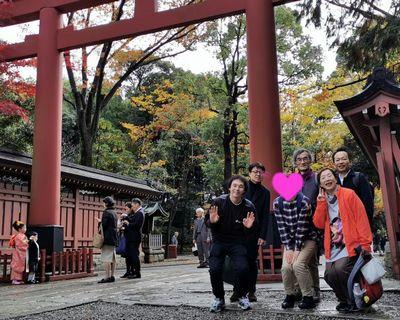 氷川神社ツアー6