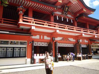 千葉神社4