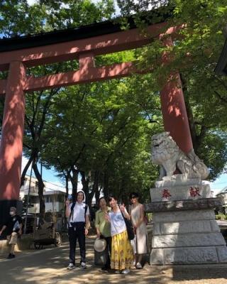 大宮氷川神社ツアー