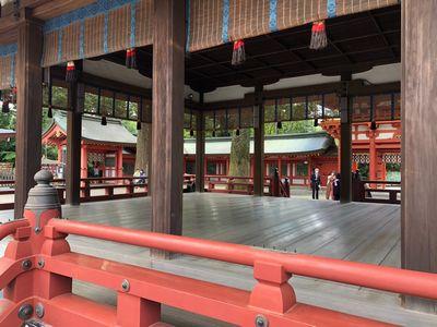 氷川神社ツアー5
