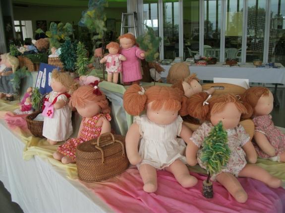 ウォルドルフ人形展