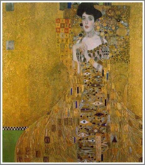 アデレ・ブロック=バウアーの肖像