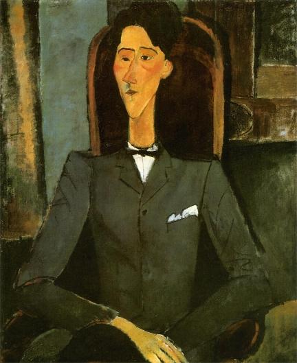 ジャン・コクトーの肖像