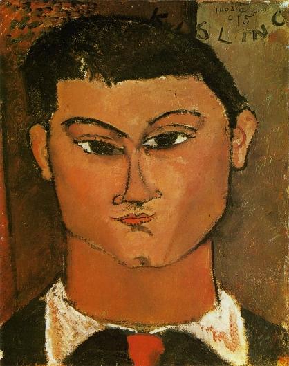 モイズ・キスリングの肖像