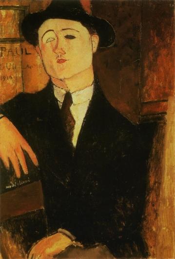 ポール・ギヨームの肖像