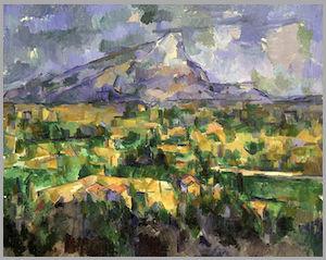 セント・ヴィクトワール山