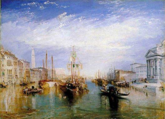 大運河、ヴェネチア