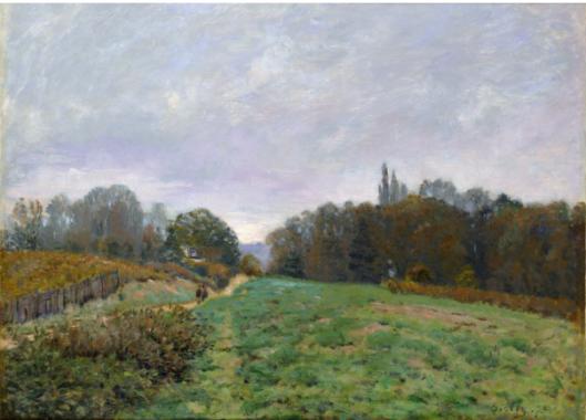 ルーヴシエンヌの風景 | アート名画館 公式ブログ