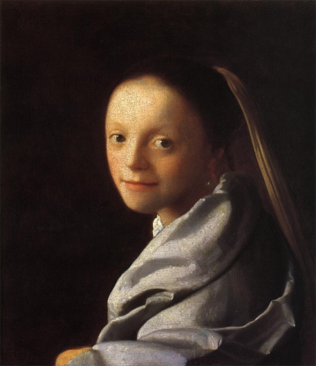 少女の肖像