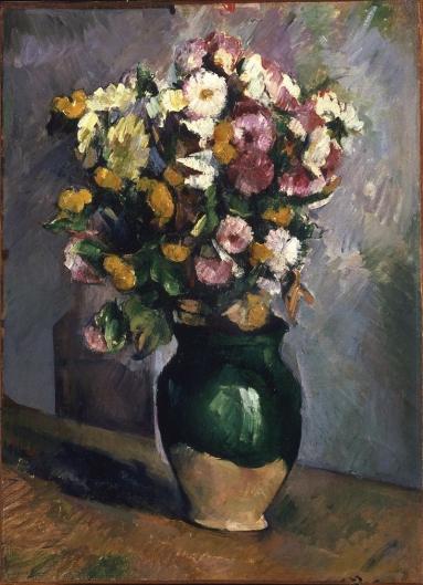 オリーブ・ジャーの花