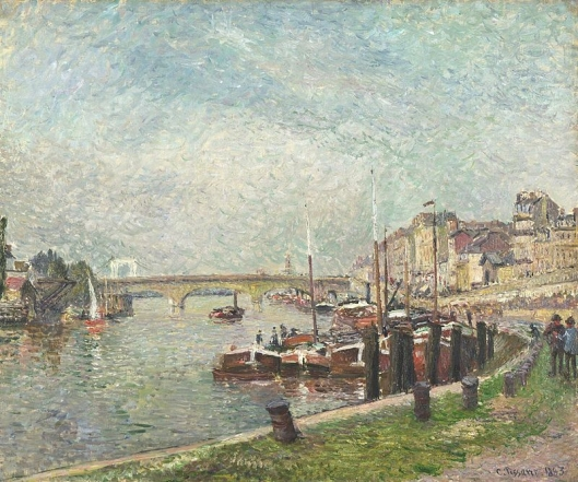 ルーアンのナポレオン埠頭