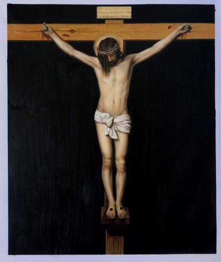 ベラスケス「キリストの磔刑」