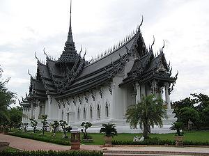 アユタヤ王宮