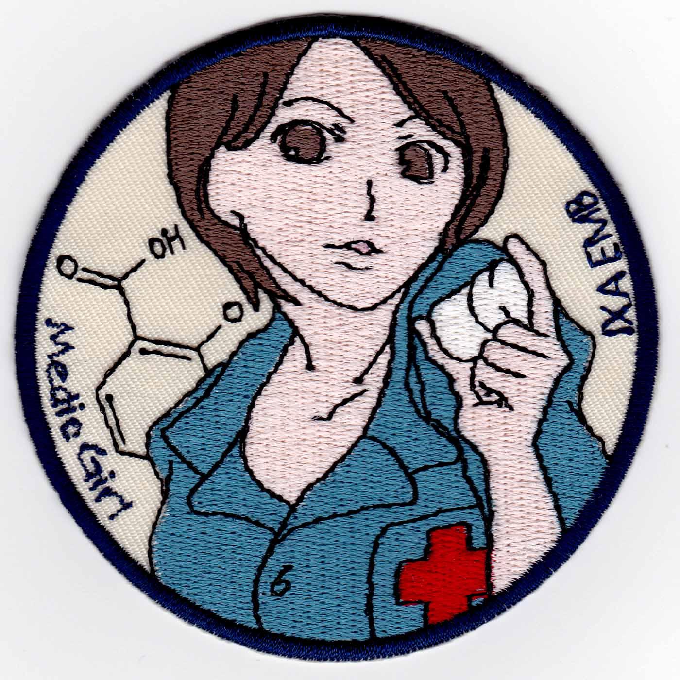 Medic Girl アスピリン パッチ
