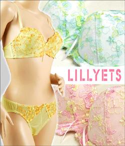 トリンプ LILLYETSきれいにフィットブラセットB,C,D